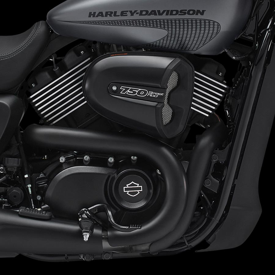 Harley-Davidson Street Rod 750 Engine