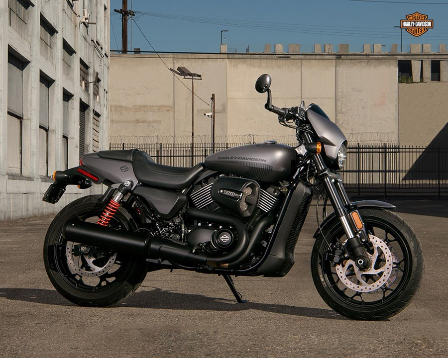 Harley-Davidson Street Rod 750 Wallpaper