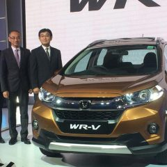 Honda WR-V Launched in India at INR 7.75 lakhs