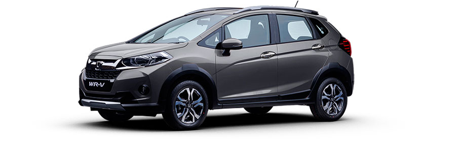 Honda WR-V Modern Steel Metallic Color - Modern Steel Color Photo