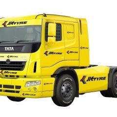 T1 Truck Racing will ride on JK's racing Tyre