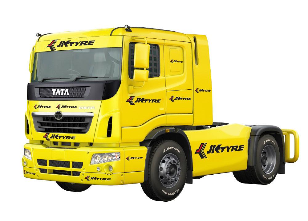 JK Tyre T1 Prima Truck