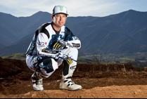 Jeremy McGrath Dirt Bike