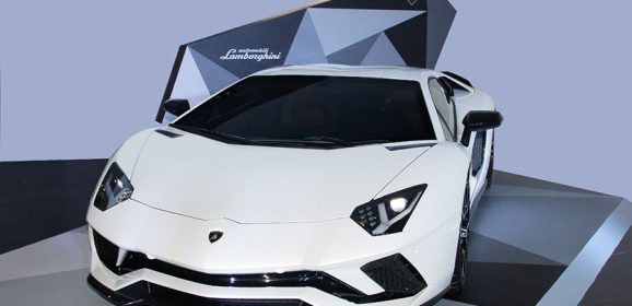 All New Lamborghini Aventador S with next-gen V12 Engine launched