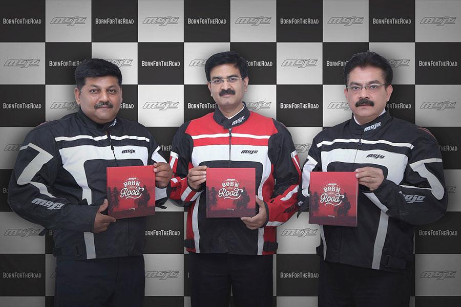 Born on Road - Mahindra Mojo Book Release