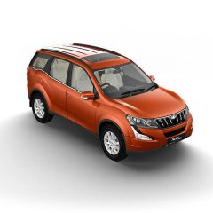 Mahindra XUV500 Colors – Black, Red, Grey, Silver, Orange, White, Purple