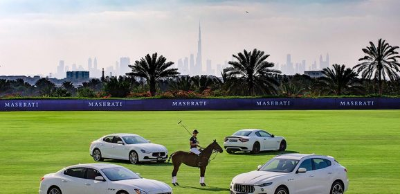 Maserati Polo Tour returns to Dubai with Maserati Dubai Polo Trophy 2017