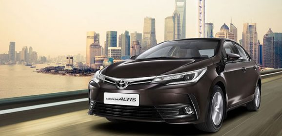 Toyota India Registers a Whopping 81% Growth in March 2017