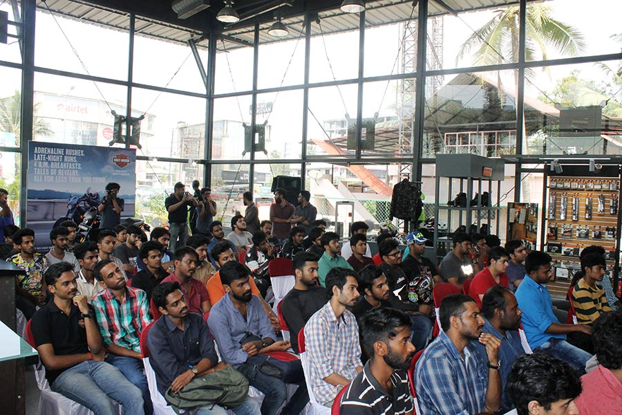 Photo-of-Harley-Davidson-India's-Passport-to-Freedom-programme-kicks-off-in-Kochi...-(1)