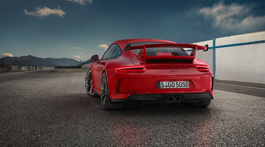Porsche 911 GT3 Launch in India