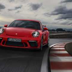 Porsche 911 GT3 announced; India Launch in mid-September;