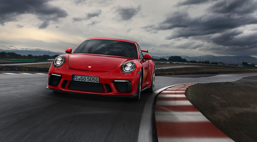 Porsche 911 GT3 Photo Details