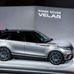 Range Rover Velar Introduced