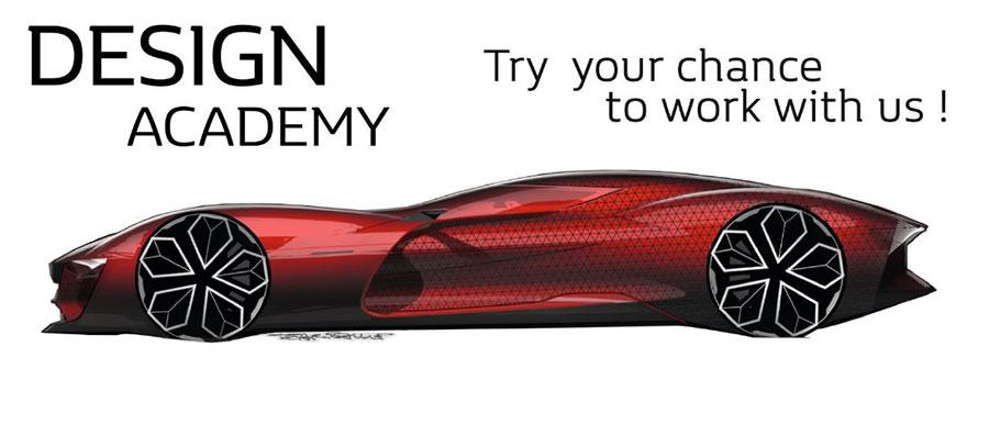 Renault Design Academy