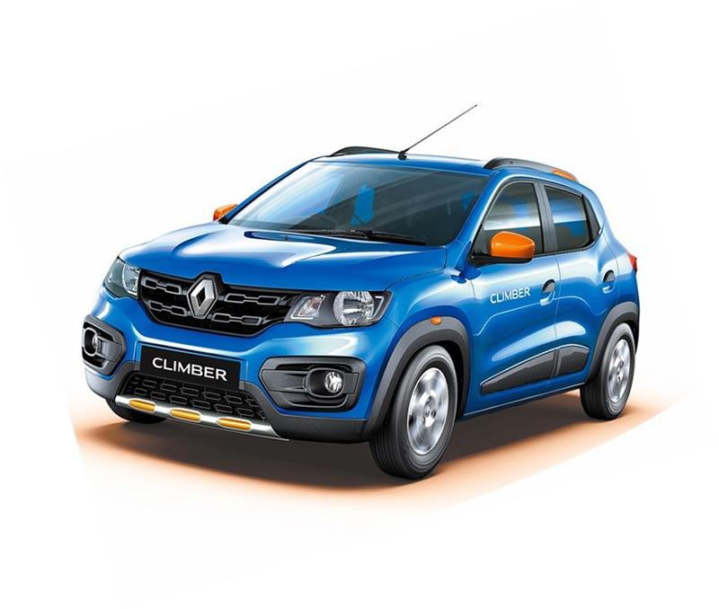Renault Kwid Climber Photo Details