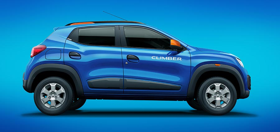 Renault Kwid Climber Photos