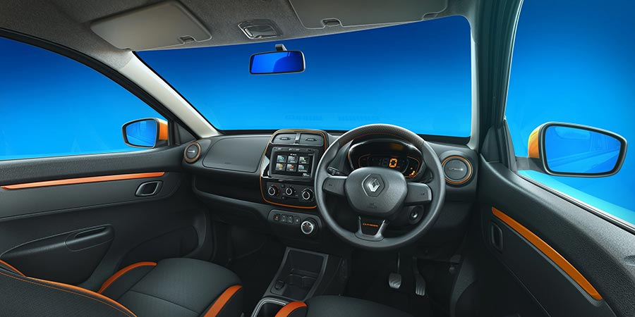 Renault-Kwid-Climber-interior-pictures