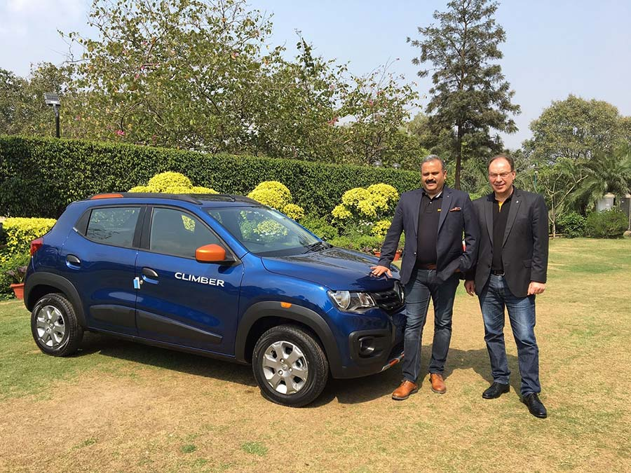 Renault-Kwid-Climber-with-Renault-CEO