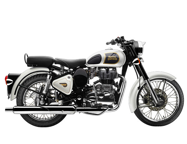 Royal Enfield Classic 350 Ash Color Variant