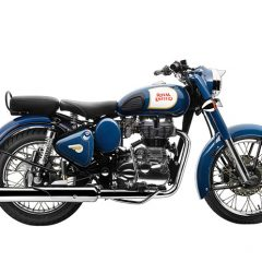Royal Enfield posted Sales of 60,142 Bikes in April 2017