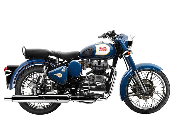 Royal Enfield Classic 350 Lagoon Color (Blue Color)