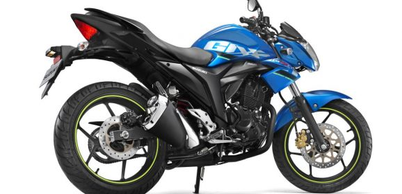 Suzuki Two Wheelers records 52% increase in sales in May 2017