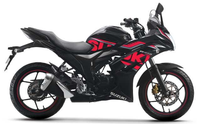 Suzuki-Gixxer-SF-Black