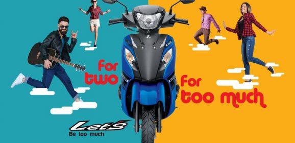 All 2017 Suzuki Two Wheelers Updated to BS4 Engine