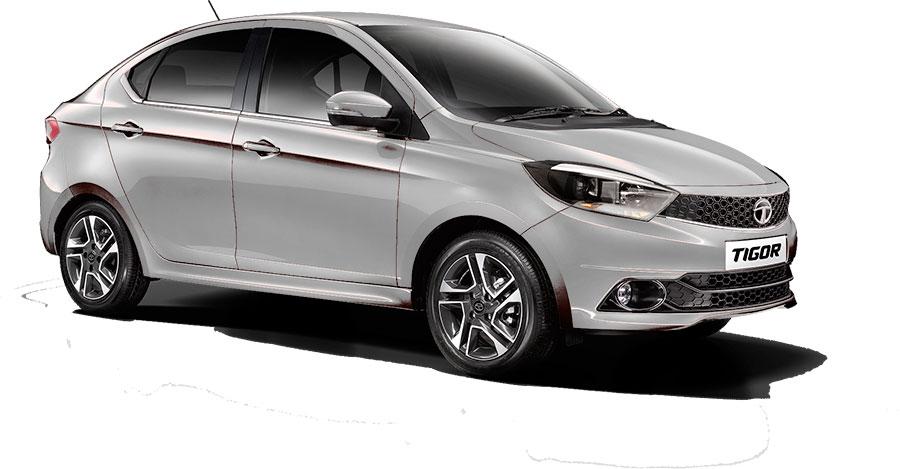 Tata TIGOR Silver Color (TIGOR Platinum Silver Color)