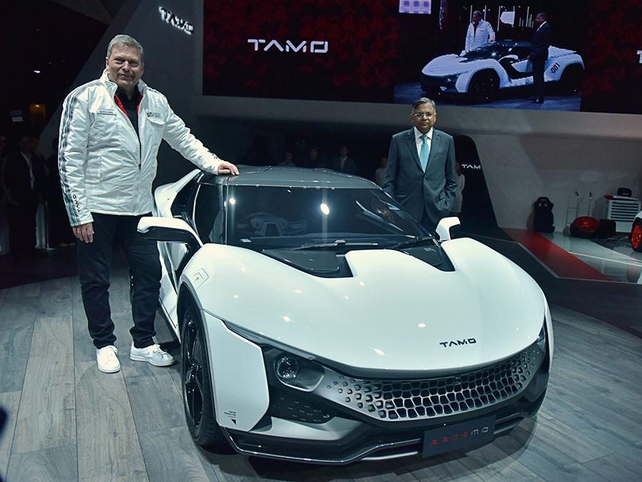 TAMO RACEMO Geneva Motor Show
