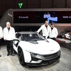 Tata Motors' TAMO RACEMO Sports Coupe Unveiled