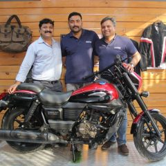 UM Motorcycles opens new Dealership in Varanasi