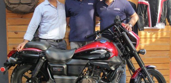 UM Motorcycles opens new Dealership in Varanasi
