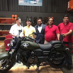 UM Motorcycles opens new dealership in Maharashtra