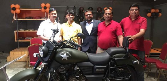 UM Motorcycles opens new dealership in Maharashtra