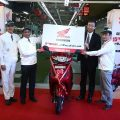 Honda Activa 15th Millionth Bike Sold