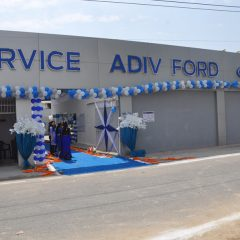 "New Ford Showroom ""Adiv Ford"" Opened in Ghaziabad, Delhi NCR"