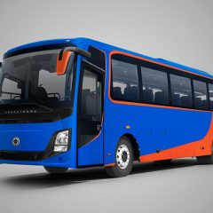 BharathBenz launches a new 16-tonne Intercity Coach