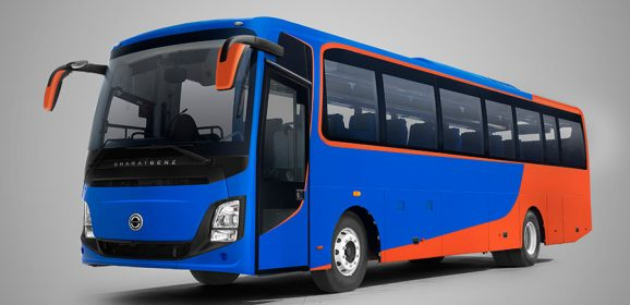 BharathBenz launches a new 16-tonne Intercity Coach