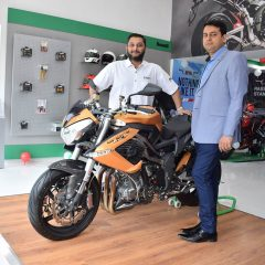 DSK Benelli unveils new Exclusive Showroom in Pune