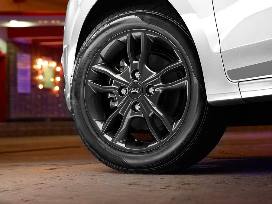Ford-Figo-All-New-Black-Alloys-Ford-Figo-Sports-Edition