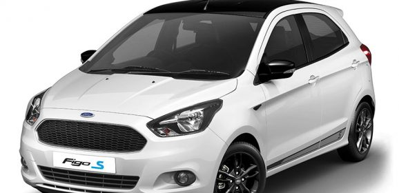 Ford Figo Sports Edition and Ford Aspire Sports Edition Launched