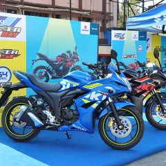New 2017 Suzuki Gixxer Series showcased on 'Gixxer Day'