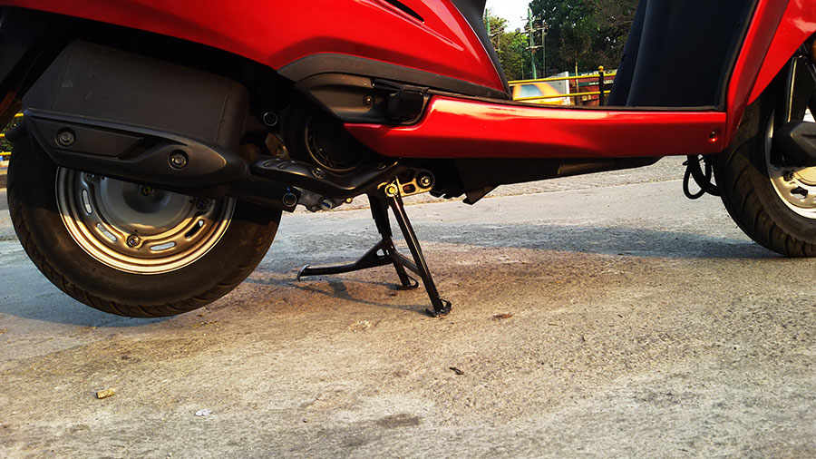 Honda-Activa-4G-Ground-Clearance