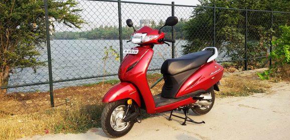 Honda Activa 4G Review