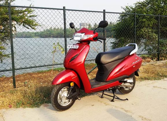 Honda Activa 4G Review