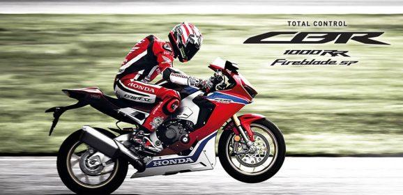 25th Anniversary Honda CBR1000RR Fireblade Bookings Open