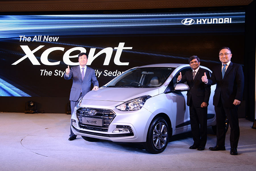 Hyundai-Xcent