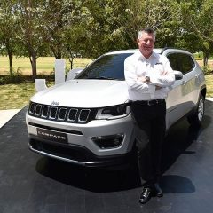 Jeep Compass Local Production to Commence by June 2017