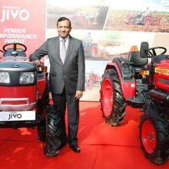 Mahindra JIVO  – A New Small Tractor Platform Launched
